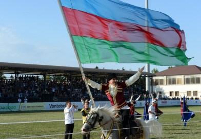 Bakıda polo üzrə Dünya Kuboku yarışları davam edir