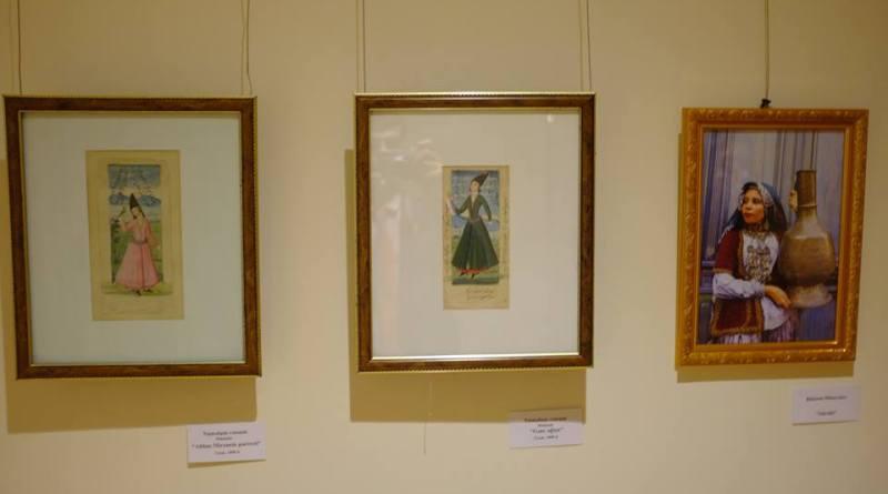 Состоялось открытие выставки «Наследие и современность в искусстве миниатюры»