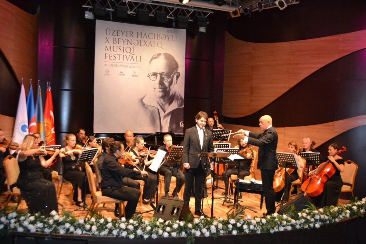 """Beynəlxalq Muğam Mərkəzində """"Dədə Qorqud"""" kamera orkestrinin konserti keçirilib"""