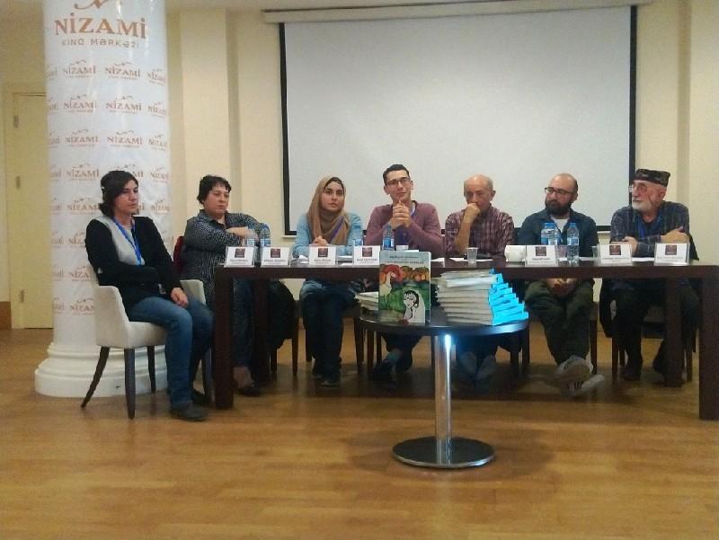 ANİMAFİLM 1-ci Bakı Animasiya festivalının mətbuat konfransı keçirilib