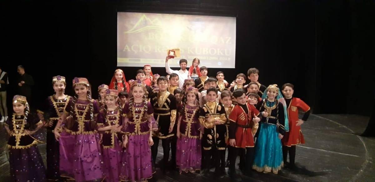 """Azərbaycanda ilk dəfə olaraq """"Böyük Qafqaz Kuboku 2019"""" adlı regional rəqs yarışması keçirilib"""