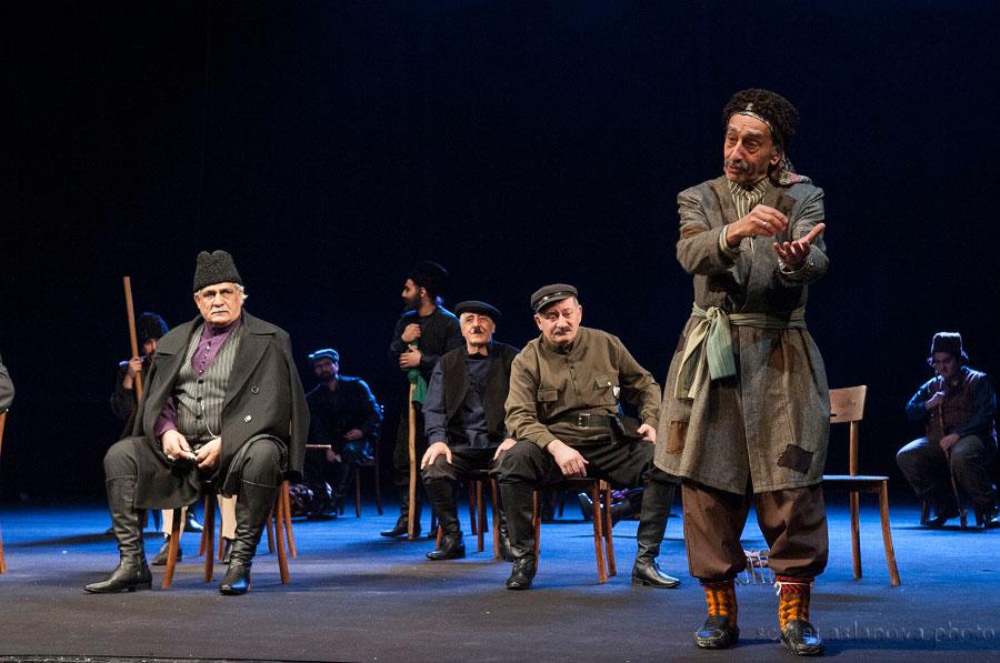 """Akademik Milli Dram Teatrında """"Almaz"""" tamaşası nümayiş olunacaq"""