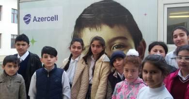"""Azercell-in """"Mobil Diş Klinikası"""" təmənnasız tibbi müayinələrin təşkilini davam etdirir"""