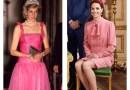 Как Кейт Миддлтон повторила итальянский образ принцессы Дианы