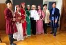 Vyanada Gülnarə Xəlilovanın hazırladığı Azərbaycan milli geyimləri dəfilədə təqdim edilib (FOTO)
