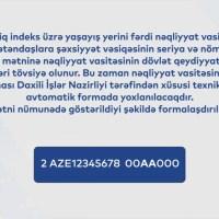 8103 SMS icazə sisteminin fəaliyyəti 16 inzibati ərazidə davam edəcək