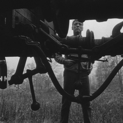 Nuts and Bolts: Art Versus Work in John Frankenheimer's The Train
