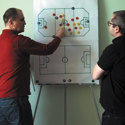 Nostalgia, Incantation, Escape: Corneliu Porumboiu's Infinite Football (2018)