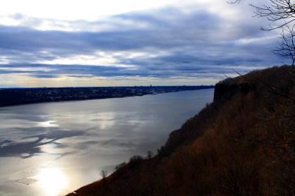 The Hudson River
