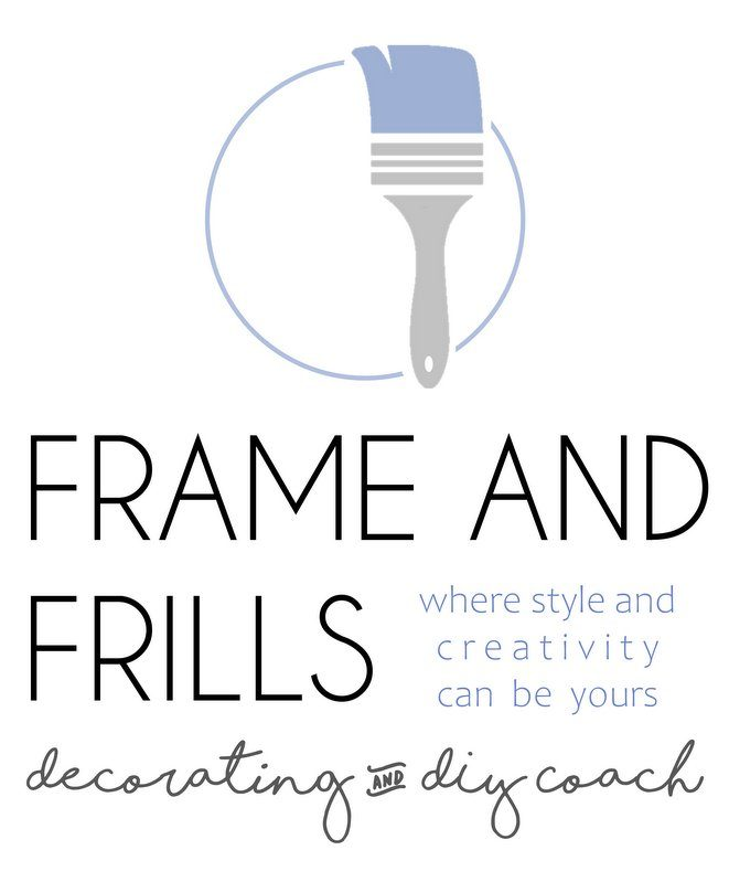 Frame and Frills, Decorating and DIY Coach