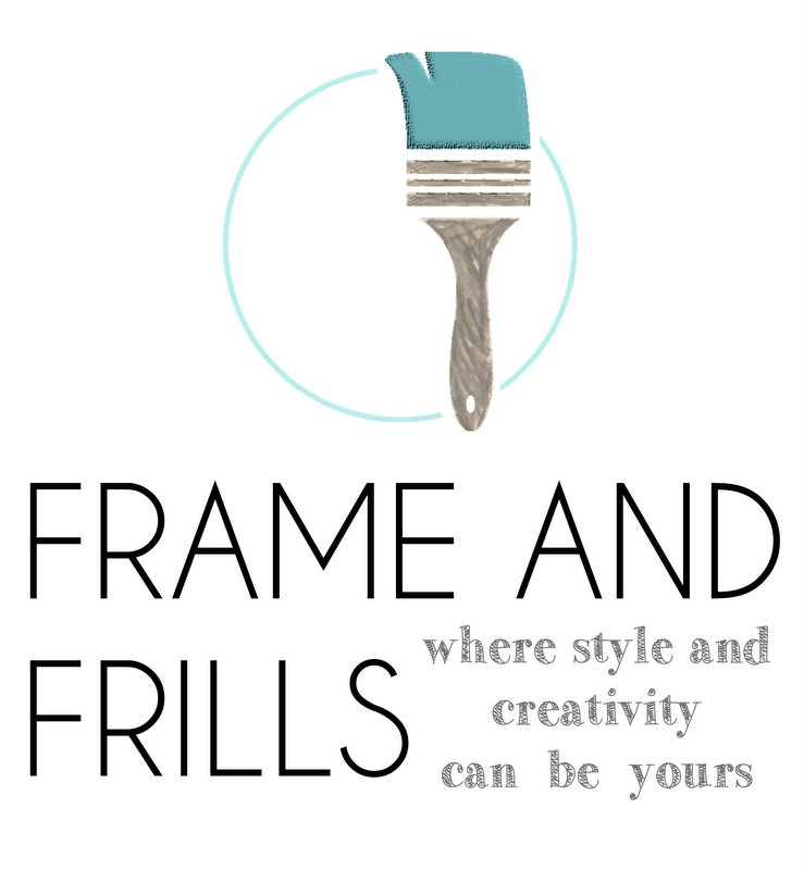 Frame and Frills, DIY Supplies and more…
