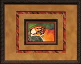 Featured artist, Susan Daigle-Leach at the Frame & I, Prescott Gallery