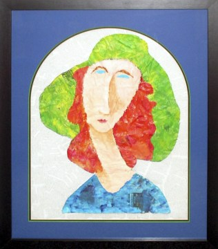 November '09- Art Student of the Month