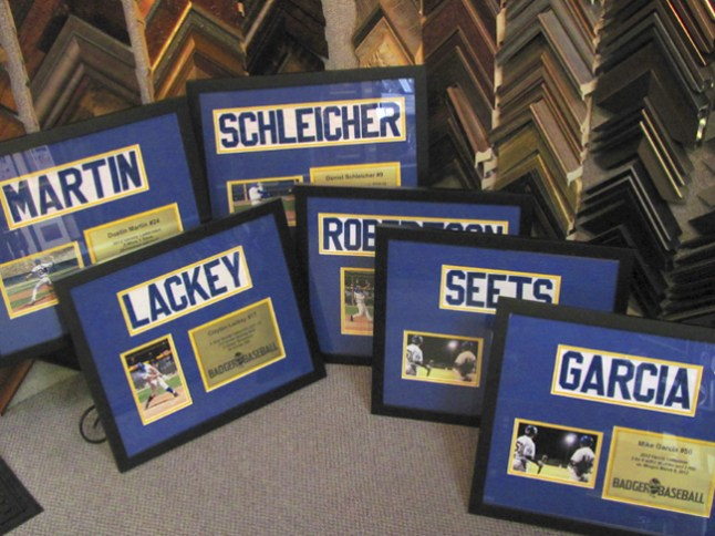 Badgers Baseball Project