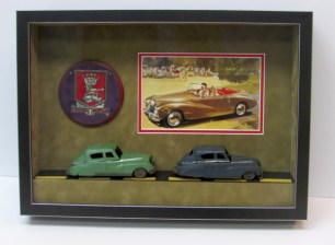 Framed Car Collection- Sunbeam Talbot