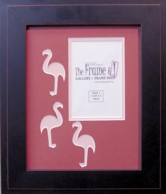 Critter Mat -Flamingo