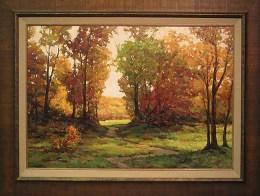 Oil Painting -Robert Knudson