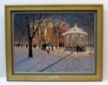 Prescott Courthouse Winter