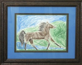 Quickdraw Horse 2010