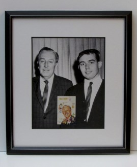 Paul Wenzel & Walt Disney