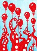 balloon animals octopus ida kendall