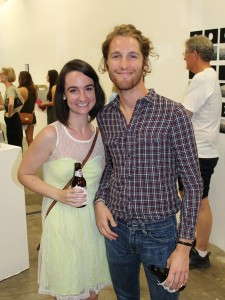 Mark Hirsch and Lydia Hance