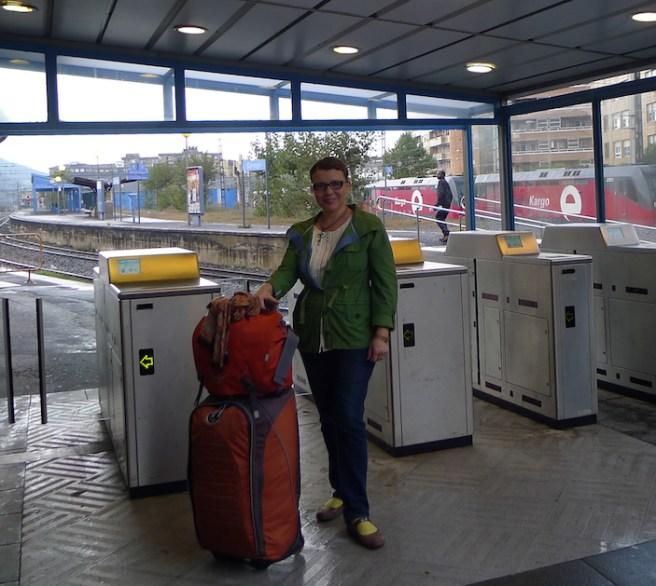 Siguiendo mi Camino Ancestral-España 2014