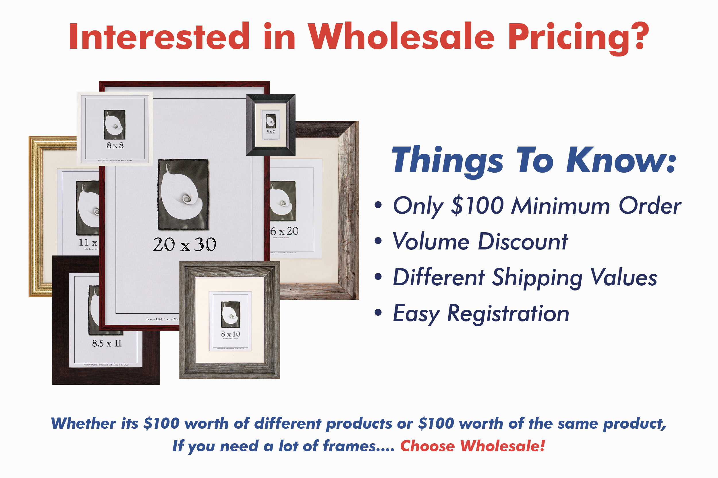 wholesale picture frames buy picture