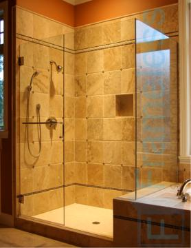 89 Custom Frameless Glass Enclosure Shower Door Installation Home 3