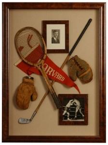 Sports Memorabilia Framing