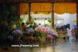 "PIKES PLACE - PUBLIC MARKET Image size 20 X 30"" Current price - Call"
