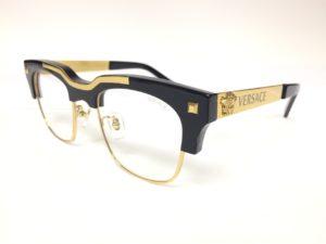 versace royalty clubmaster eyeglasses