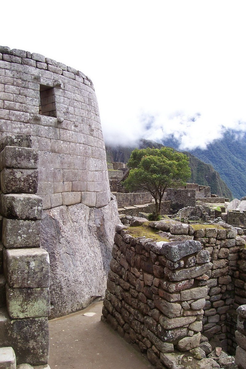 Granite Stone Machu Picchu : Visiting machu picchu our long time dream