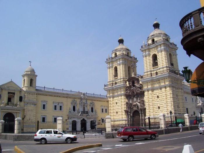 Church of Saint Francis - Lima