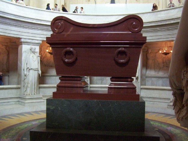 Hotel des Invalides - Tomb of Napoleon - Paris - France