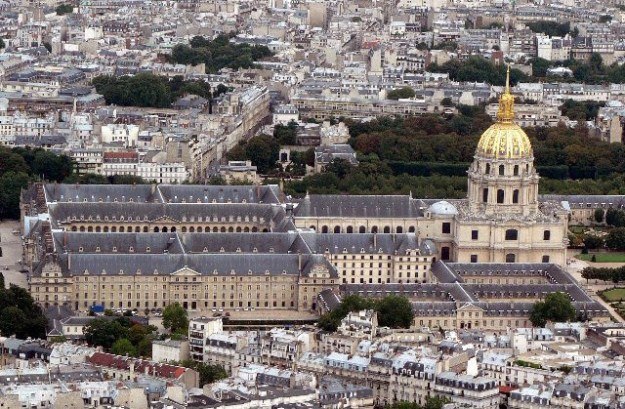 Les Invalides - Paris - France