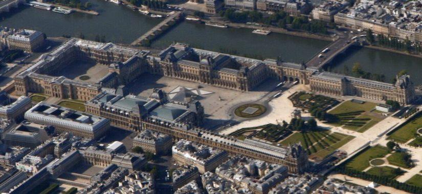 Louvre Palace - Paris - France