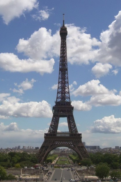 The Eiffel Tower - Paris - France