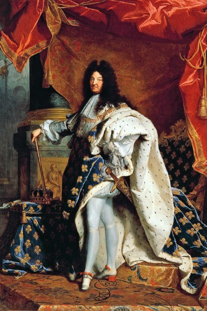 Sun King - Louis XIV of France