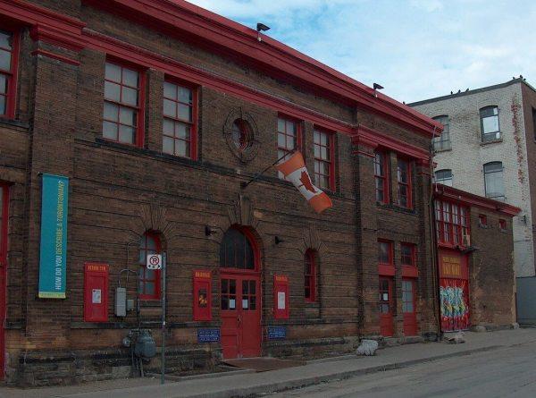 Theatre Passe Muraille in Toronto, Ontario