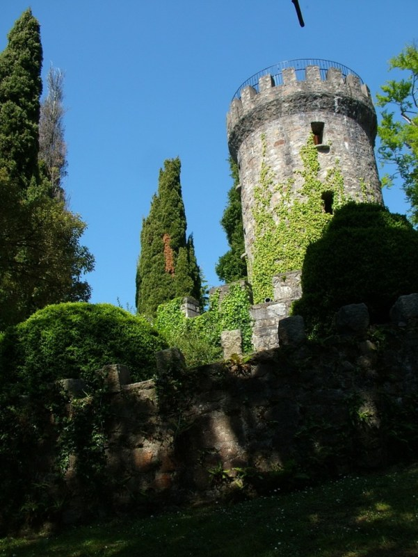 Pepper Pot Tower - Powerscourt - Ireland