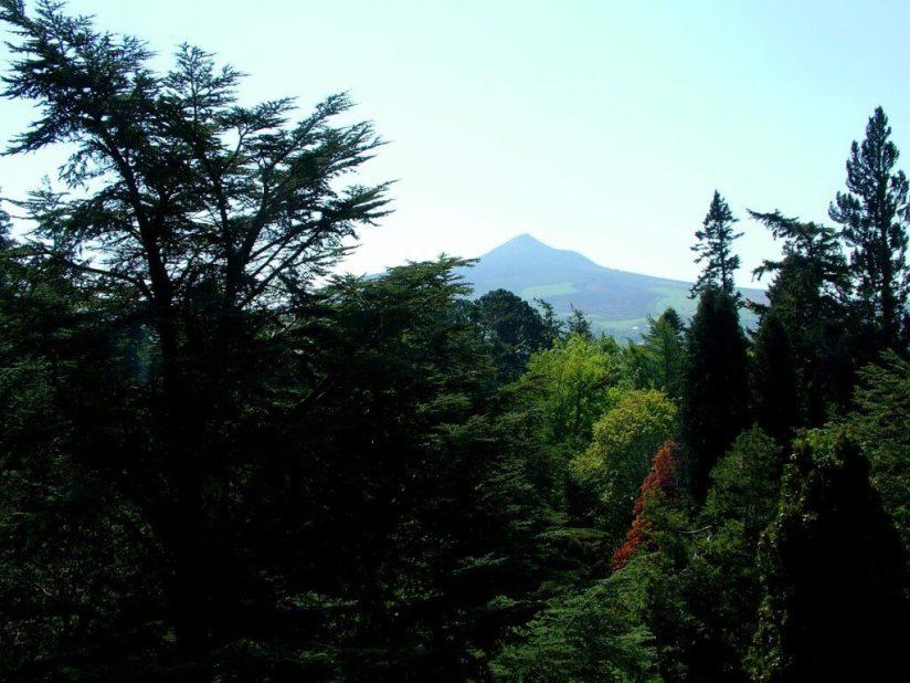 Sugar Loaf Mountain - Powerscourt - Ireland