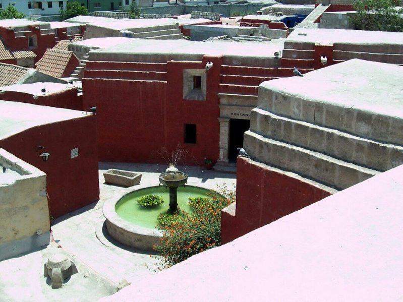 Monasterio de Santa Catalina, Arequipa, Peru
