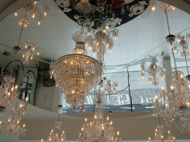 waterford crystal chandeliers - house of waterford crystal - ireland