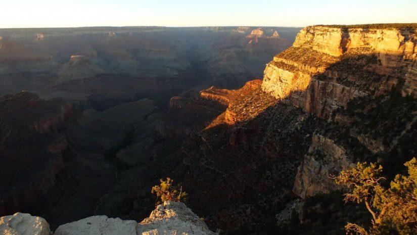 Sunset - Grand Canyon National Park - Arizona