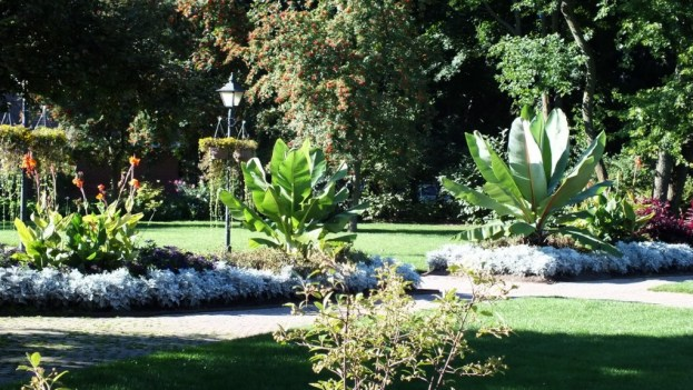 Rosetta McClain Gardens - decorative gardens - Toronto