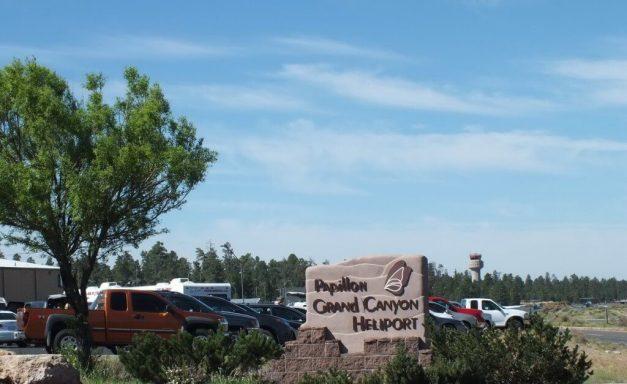 road-sign-papillon-grand-canyon-heliport-grand-canyon-2