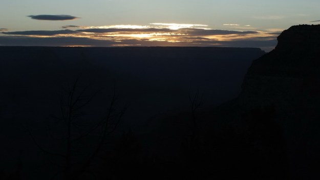 grand canyon sunrise 1