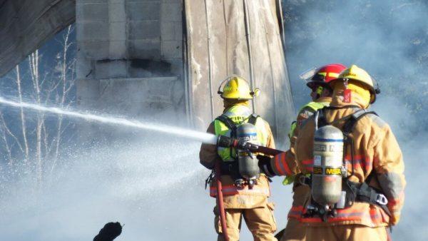 timber trail fire, oxtongue lake 10