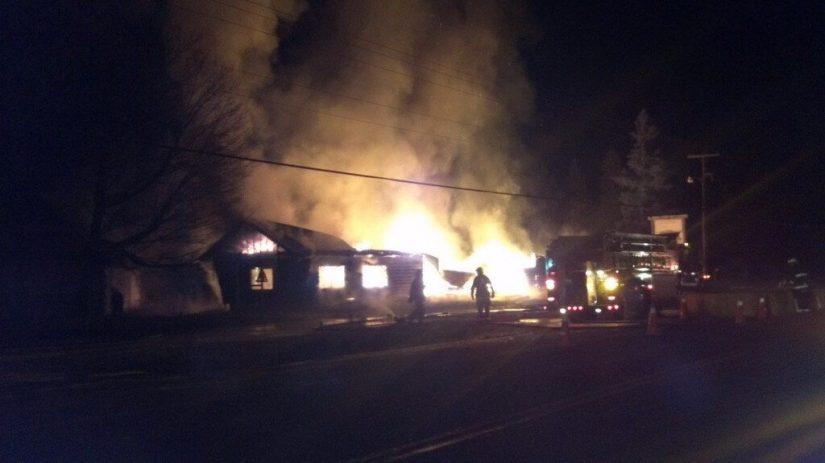 timber trail fire, oxtongue lake 3